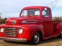 Old trucks are the best .......
