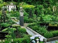 Formal Edible Gardens: Potagers