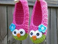 Crochet Shoes~Slippers