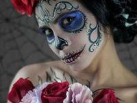 Day of the Dead is a Mexican holiday observed throughout Mexico and around the world in other cultures. The holiday focuses on gatherings of family and friends to pray for and remember friends and family members who have died.They believe that happy spirits will provide protection, good luck and wisdom to their families.
