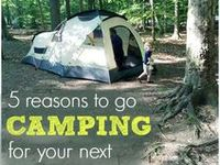 Ideas for camping.