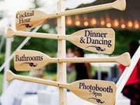 Nautical Branded Wedding