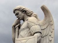 Estatuas Anjos