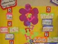 Classroom ideas!