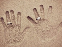 """""""Our memories of the ocean will linger on, long after our footprints in the sand are gone.""""  --Anonymous"""