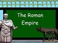 The Roman Empire including the Punic Wars