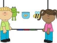 Digibordlessen kleuters / Smartboard lessons preschool