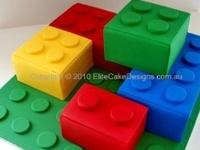 Cakes: Lego