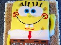 Cakes: SpongeBob