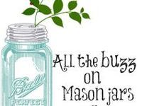 Ball & Mason Jars And other containers. Good Food and gift ideas for holidays, celebrations and special occasions. Storage Ideas,  Recipes, DIY decorations, crafts, printable labels, gift tags, etc.