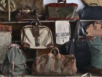 Bolsas, mochilas y maletas.
