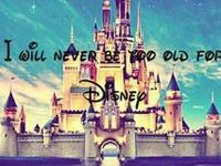 Disney is my love. Disney is my passion. I dream about being a Walt Disney World Cast Member!! It all started with a mouse.-Walt Disney Your never too old for Disney!!