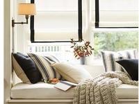 Window,Curtain&Window seats