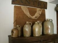Old Crocks and Stoneware
