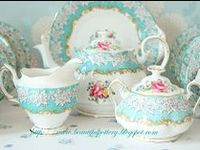 My love of tea time.  Polite pinning, please. 15 like/repin per day per board limit. ❤❤
