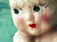 ~Antique Dolls & Animals~