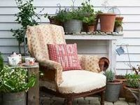 patio,gardens,porches,, relaxing time