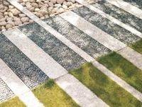 LANDSCAPE pavements + paths + lawn