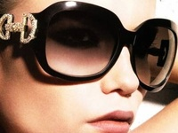 Chic glasses...