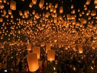 markets, festivals & gatherings