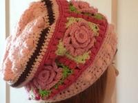 Crocheted Hats & Headbands