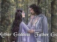 The many aspects of the Lord & Lady - goddesses and gods from around the world from a variety of cultural traditions.