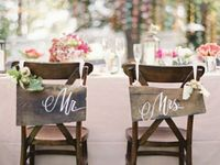 Wedding ideas, dresses, table decorations, invitations: everything to make a homemade garden wedding!