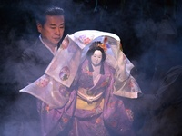 Traditional Japanese Puppet Theatre