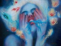All genres & mediums -- art art art love love love!!!  Live it, breathe it, crave it...