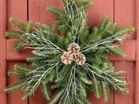 Wreaths, Swags and Fun for your Door