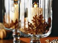 jars and glass