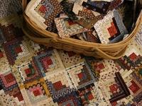Quilts-Log Cabin & Variations