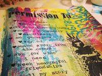 Inspiration - Art Journaling