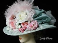 Hats are a fun way to celebrate the Preakness and Kentucky Derby.Or maybe even tea with the Queen.Just remember-the crazier the better!