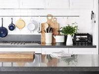 Pantry + Kitchen