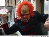 Damn Clowns.