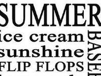 Cool summer stuff (pun intended)