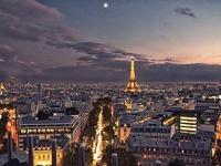 """Paris is always a good idea.""- Audrey Hepburn"
