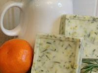 Learning soapmaking...an old time craft!