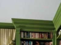 Thinking of converting a spare bedroom into a library / craft room...