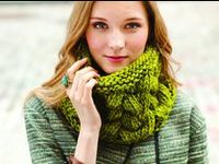Knit - Cowls & Infinity Scarves