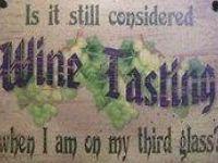 Truth in wine....