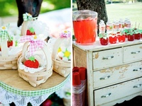 Strawberry + Watermelon Parties