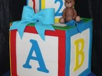 Cakes for Baby Showers