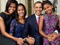 POTUS & FLOTUS (The Obama Family)