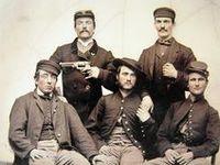Civil War & Abe Lincoln photos (some graphic)