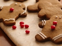 """Run, run ... as fast as you can! You can't catch me, I'm the Gingerbread Man!"" ♥ 