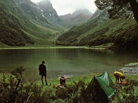 Backpacking and Camping