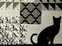 Cats in cloth