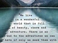 Our favorite travel quotations